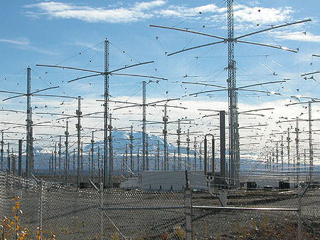 HAARP - WMD aimed at America